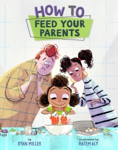 HOW TO FEED YOUR PARENTS COVER